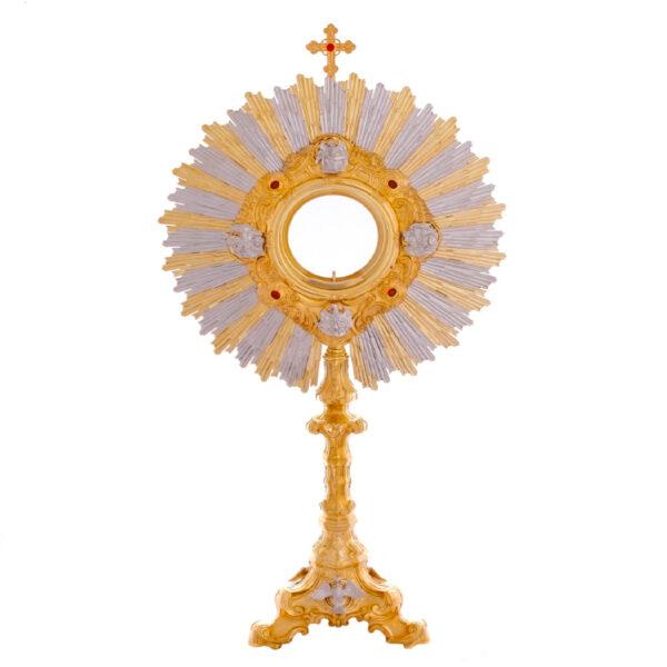 Ostensório it5403 76cm 13cm – Ouro 0 1