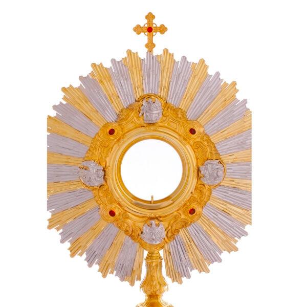 Ostensório it5403 76cm 13cm – Ouro 1 1