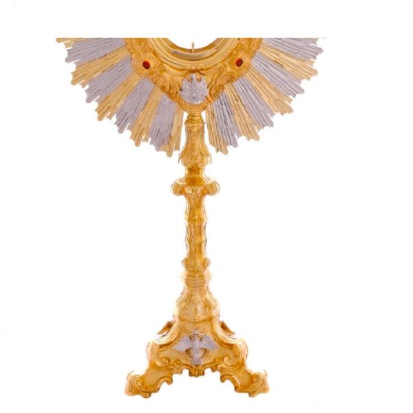 Ostensório it5403 76cm 13cm – Ouro 2 1