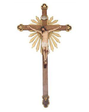 Crucifixo 120cm (Corpo 55cm) Ornado