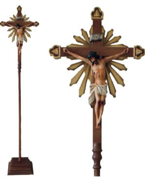 Cruz Processional 220cm Ornado