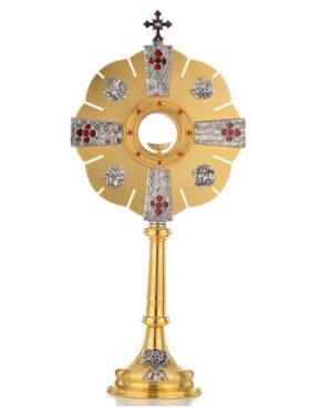 ostensorio simbolos evangelistas 6 1