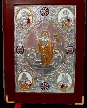 Capa de Evangeliário mod8 - colorida