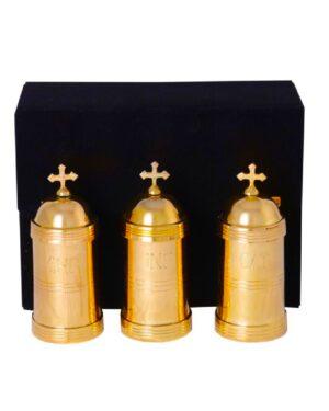 santos oleos dourado