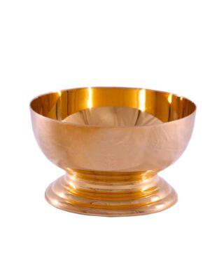 âmbula de distribuição dourada