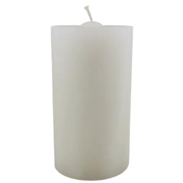 Vela de altar 15x7 branca