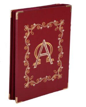 capa de evangeliario mod 12